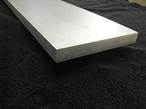 "1"" AL Aluminum 4"" x 36"" Bar Sheet Plate 6061-T6 Mill Finish"