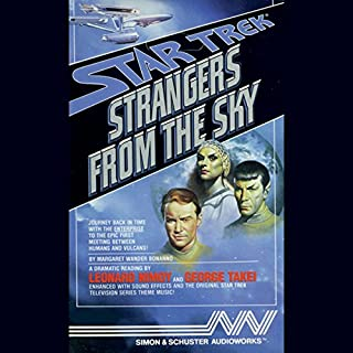 Star Trek: Strangers from the Sky (Adapted) cover art