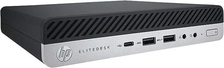 HP EliteDesk 800 G5 - Desktop Mini - Intel Core - 9th Gen - i5-9500T - 256GB SSD - 8GB RAM - 2.2GHz - Intel UHD 630 - Windows 10 Pro 64-bit New