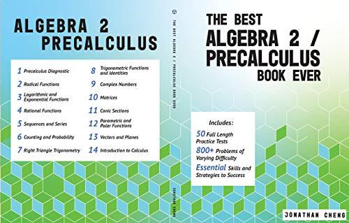 The Best Algebra 2/Precalculus Book Ever