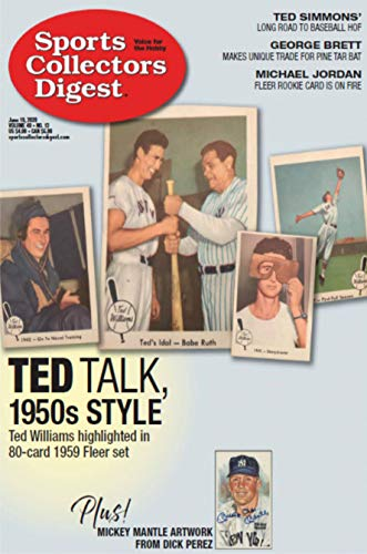 Sports Collectors Digest (English Edition)