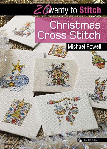 Twenty to Make: Christmas Cross Stitch (English Edition)