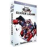 天元突破グレンラガン コンプリート DVD-BOX (全27話, 660分) GAINAX アニメ [DVD] [Import] [PAL, 再生環境をご確認ください]