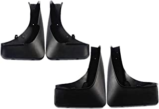 Set of 4 Front and Rear Mud Flaps Splash Guards for BMW E70 X5 2008-2013