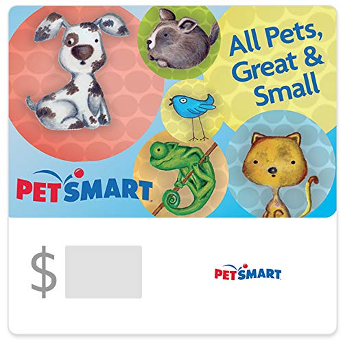 Petsmart Gift Cards Configuration Asin - Email Delivery