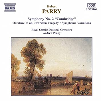 Parry: Symphony No. 2 / Symphonic Variations in E Minor