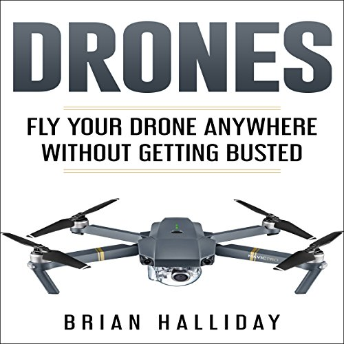 Drones: Fly Your Drone Anywhere Without Getting Busted cover art