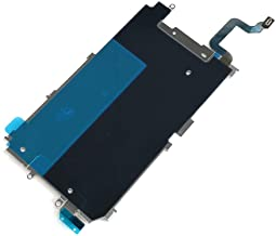 Screen Back Classic Metal Plate with Heat Shield/Home Button Flex Cable Preinstalled Replacment Part for iPhone 6 (4.7``)