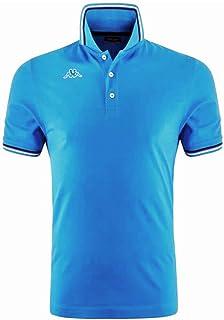 005ed673653 Kappa Maltax Mens Short Sleeve Retro Classic Polo Shirt