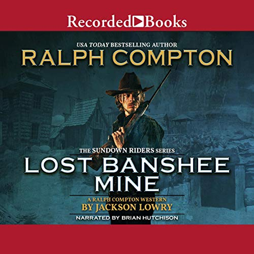 Ralph Compton Lost Banshee Mine  By  cover art