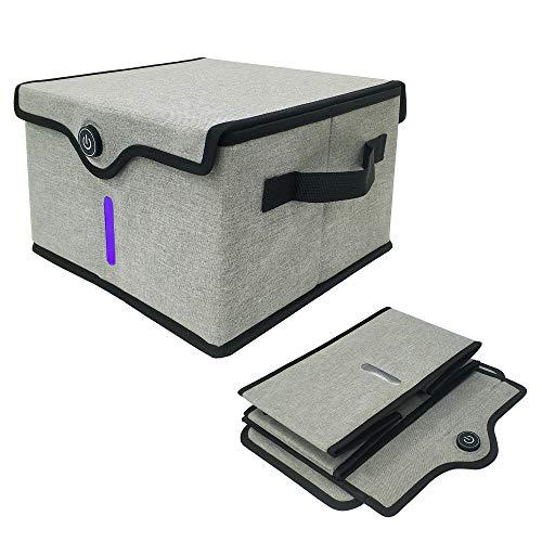 Nocolliny Foldable UV Light Sanitizer Box