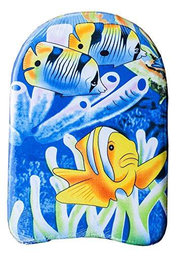 diverse 1 x Schwimmbretter Schwimmbrett Kickboard 45x30 cm Schwimmhilfe Clown Delphin Fisch