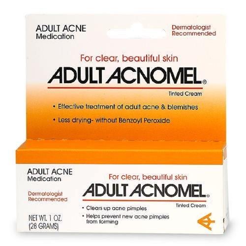 Acnomel Adult Acne Medication Cream…