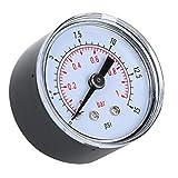 Wasserdruckmesser, Psi-Manometer Mechanischer...