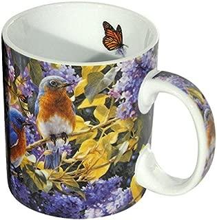Reflective Art Spring Interlude Boxed Coffee Mug, 16-Ounce