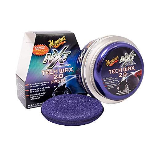 Meguiar's G12711 NXT Tech Wax Paste 2.0 Autowachs, 311 g