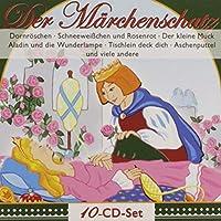Der Märchenschatz 10-CD-Set