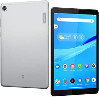 Lenovo Tab M8 HD 2ND GEN (TB-8505X), 8 inch Tablet, MediaTek Helio A22 Processor, 2GB RAM, 32GB Storage, WiFi+4G LTE, Andr...