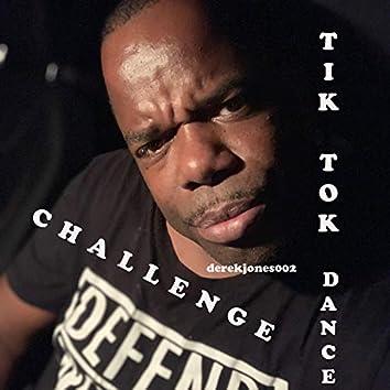MR. Jones' TIK TOK Dance Challenge