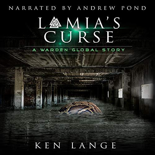Lamia's Curse audiobook cover art