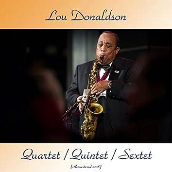 Quartet / Quintet / Sextet (Remastered 2018)