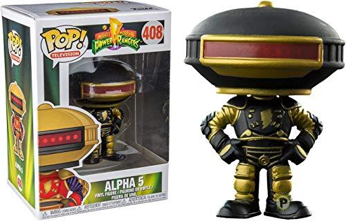 Alpha 5 (Gold & Black) (L