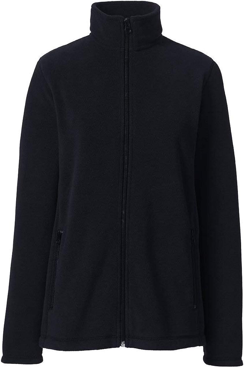 Lands' End Kids Mid-weight Fleece Jacket