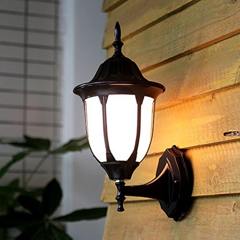 Auen-Wandleuchte wasserdicht Garten Licht Retro Wand kreativ Acryl Wandleuchte, 190  170  360 (mm)