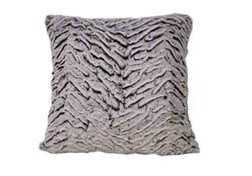 Catherine Lansfield Wolf Cushion Cover Neutral, 43x43cm