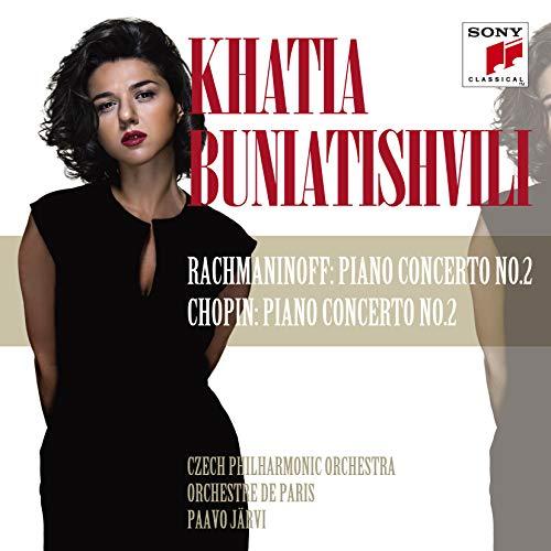 ラフマニノフ:ピアノ協奏曲第2番&ショパン:ピアノ協奏曲第2番
