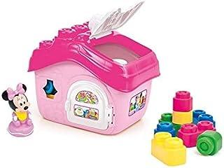 Clementoni Baby Minnie Home Sweet Home apprendimento e attività giocattoli