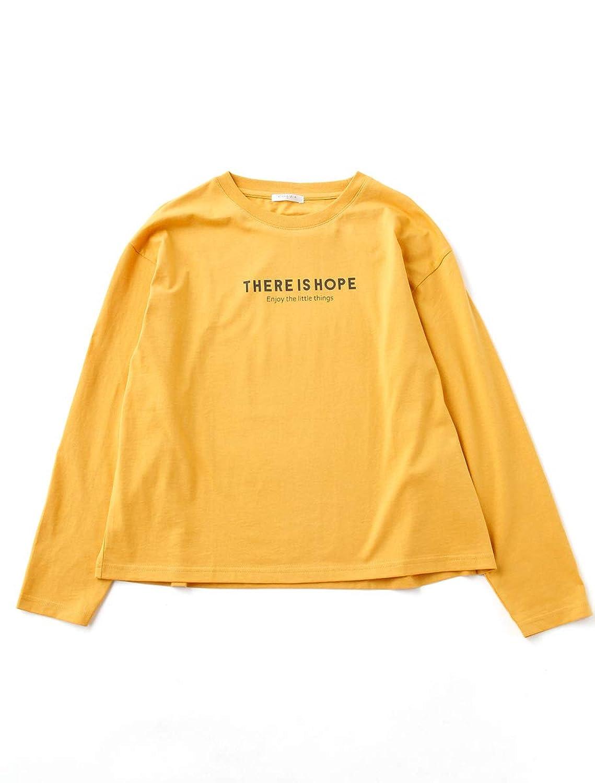 (ハニーズ コルザ) Honeys COLZA ロゴプリントTシャツ 5870115116