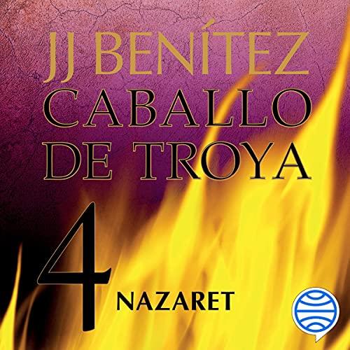 Diseño de la portada del título Nazaret