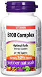 Naturals B 100 Complexes Review and Comparison