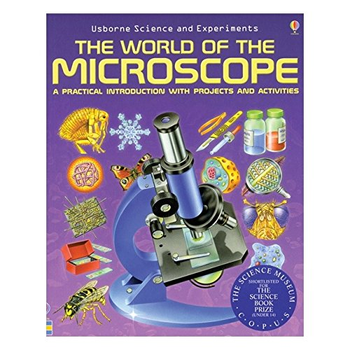 The World of the Microscope Book Electronic Computer