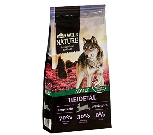 Dehner Wild Nature Hundetrockenfutter Adult, Heidetal, 4 kg