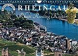 Rheingau - Rhein Riesling Kultur (Wandkalender 2022 DIN A4 quer)