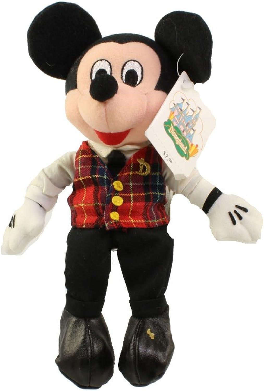 Disneyland Mickey Tour Guide Mini Sitzsack im Ruhestand