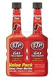 STP Gas Treatment, Fuel Intake System Cleaner, Bottles, 5.25 Fl Oz, Pack of 2, 78578...