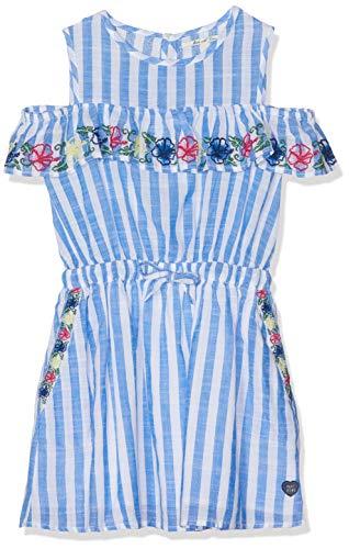 Pepe Jeans Mädchen Jesica Kleid, Blau (Electric Blue 554), 15-16 Jahre (Herstellergröße: 16)
