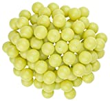 """Fairly Odd Novelties 3/4"""" Mini Ping Pong/Table Tennis/Beer Pong Round Balls (100 Pack), 19mm, Yellow"""