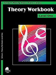 Theory Workbook - Level 1: Schaum Making Music Piano Library (Schaum Publications Theory Workbook)