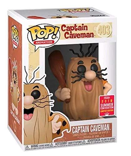 Funko POP! Capitan CAVERNICOLA (Captain Caveman) SDCC 2018