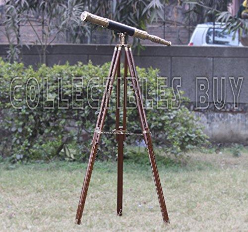 A Sailor Boat Antique Telescope