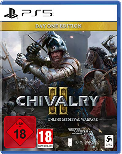 Chivalry 2 Day One Edition - [PS5]