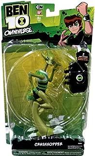 Ben 10 Omniverse Crashhopper Voice and Feature Figure