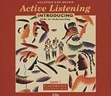 Active Listening: Introducing Skills for Understanding Audio CDs