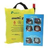 SUMEX Anti Skid Calze da Neve Multigrip Group 81 2 Pezzi