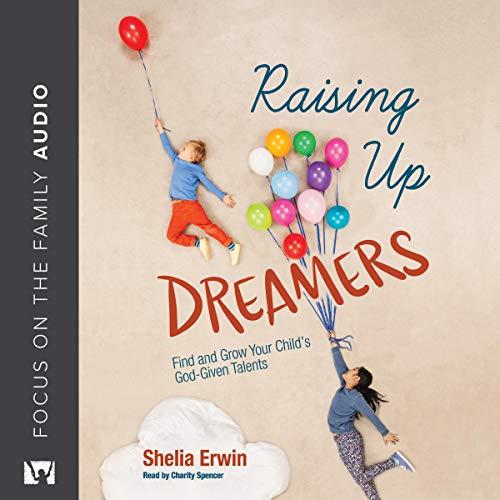 Raising Up Dreamers cover art