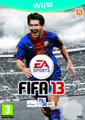 NEW & SEALED! FIFA 13 Nintendo Wii U Game UK PAL
